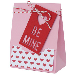bag and be mine tag