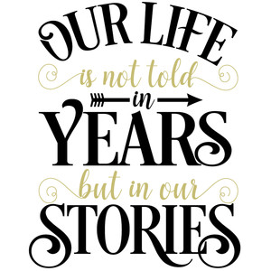 life told in stories