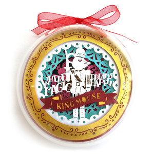 the nutcracker king mouse holiday bauble