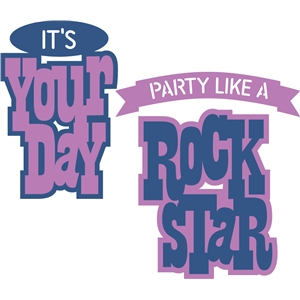 rock star party (pop-up series)