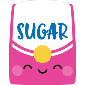 bag of sugar - so much pun
