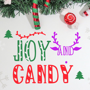 joy and candy