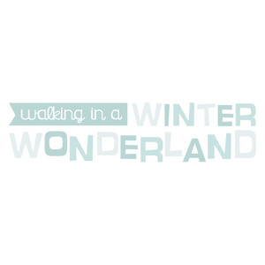 hello winter - winter wonderland