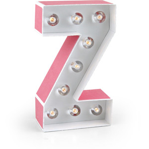 marquee letter z