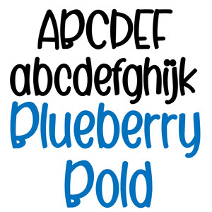 pn blueberry bold