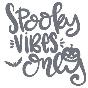spooky vibes only
