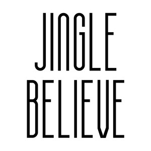 jingle believe ornament words