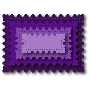nested eyelet doily rectangle