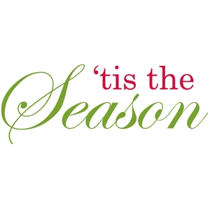 'tis the season' phrase / page title