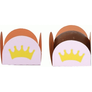 treat holder crown