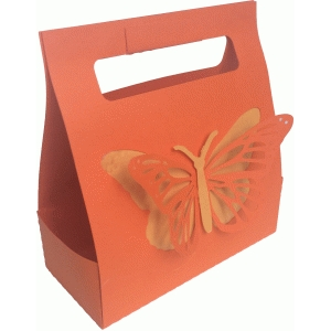pop up butterfly gift box