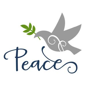 peace with dove