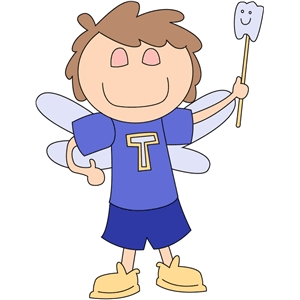 boy toothfairy