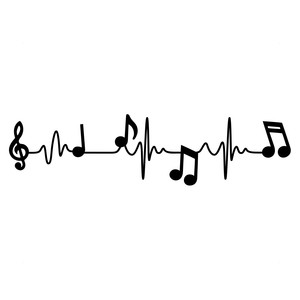 musical heart beat