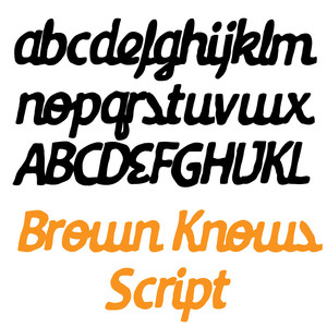 ld brown knows script
