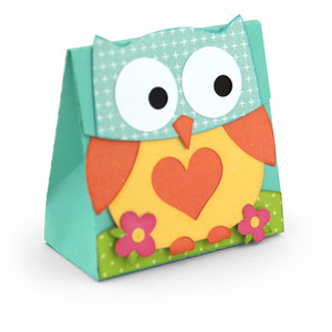 favor box owl