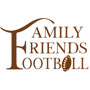 family friends football