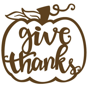 give thanks thanksgiving phrase