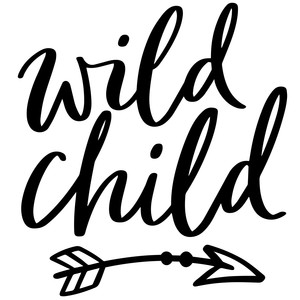 wild child phrase arrow
