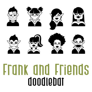 frank and friends doodlebat