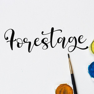 forestage