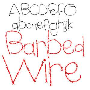 zp barbed wire