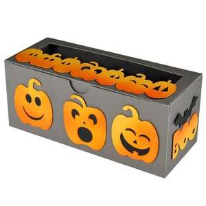 jack-o-lantern cookie box