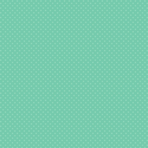 green/blue polka dot background