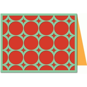 a2 lori whitlock circle pattern card
