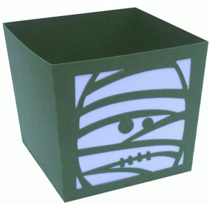 mummy candy box