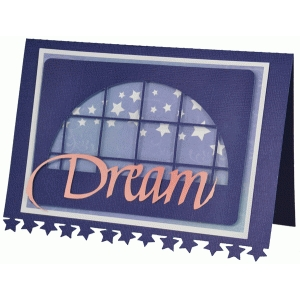 dream window card