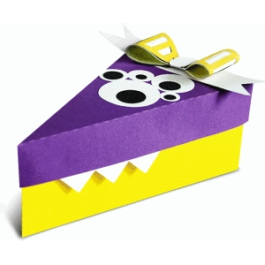 girl monster treat box