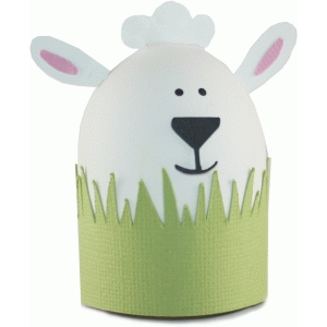 egg holder - sheep