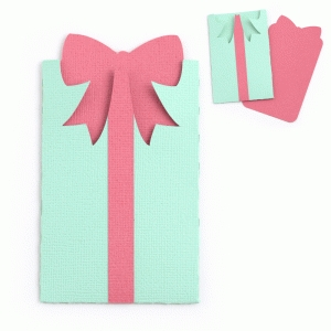 present gift card envelope