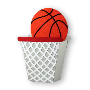 basketball treat bag