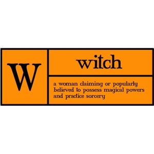 w is for witch pc