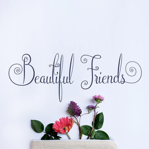 beautiful friends script