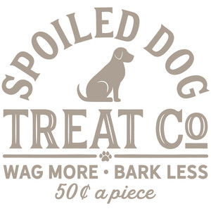 spoiled dog treat co.