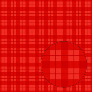 red plaid seamless pattern