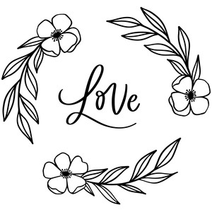 love wreath