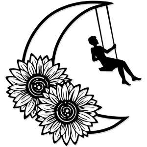 sunflower moon swing