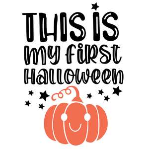 this is my first halloween