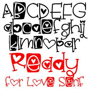 pn ready for love serif