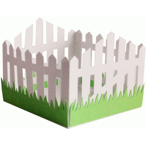 3d gate basket
