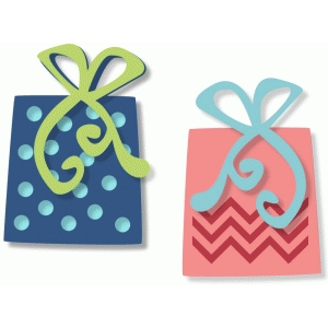 whimsical present & gift - layered