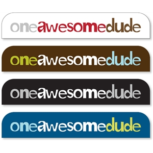 'one awesome dude' tab