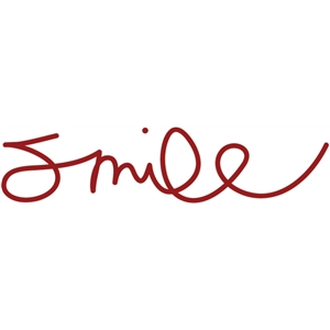 handwritings: smile