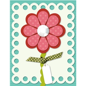 card kit flower