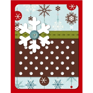 card kit snowflake