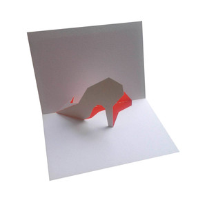 stiletto popup card